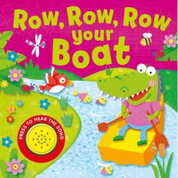 Children's Picture Book - Row Row Row Your Boat