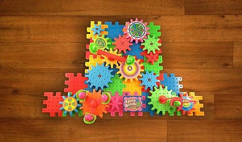 81 Pieces Funny Bricks Set