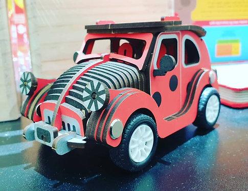Inertia Power Ladybug Car