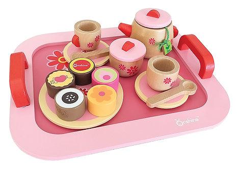 Wooden Child Tea Play Set