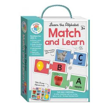 Match & Learn - Alphabets