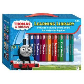 Thomas & Friends Learning Library