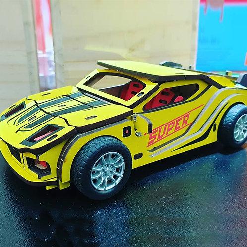 Inertia Power Sport Car