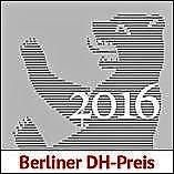 Berliner Digital Humanities Preis 2016