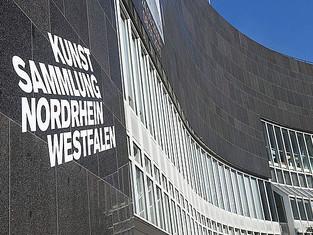 KUNSTSAMMLUNG NRW meldet