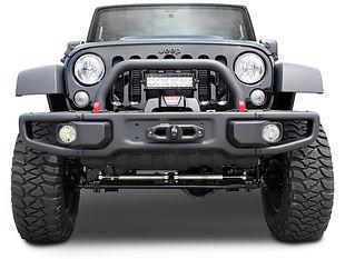 lifted-jeep-wrangler-2-door - black fron