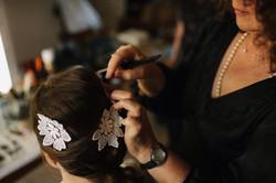 Kate Elliot Muir hair & makeup
