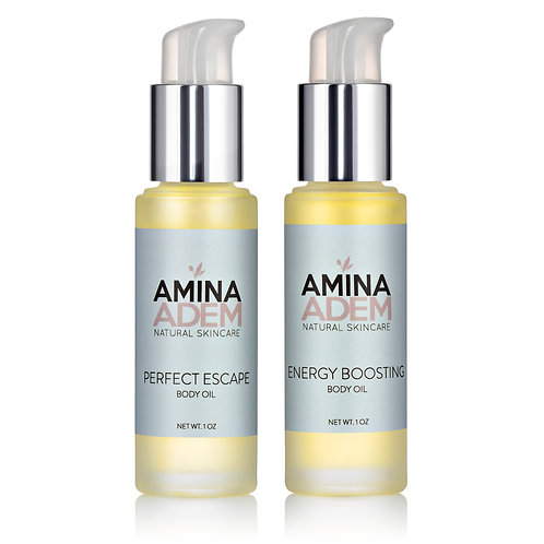 Mini Body Oil Set
