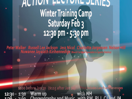 ACTION LECTURE SERIES