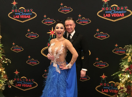Holiday Dance Classic in Las Vegas December 2017