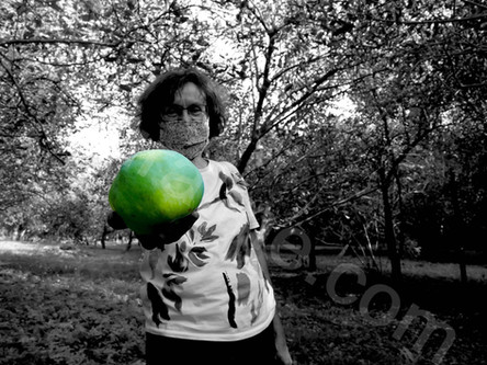 (Ita/Eng) Le due Donne delle mele di antiche varietà / Two Women and their heirloom apples