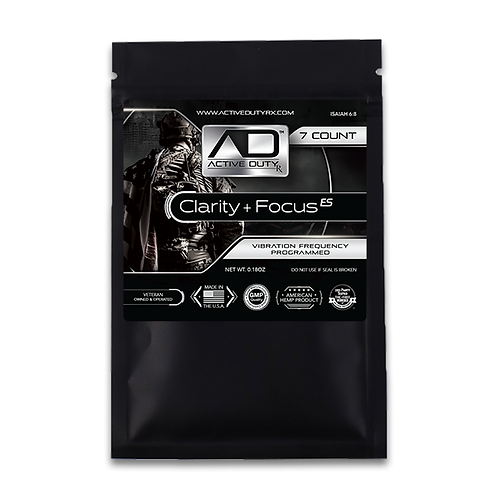 CLARITY & FOCUS EXTRA STRENGTH 7 Day Pack