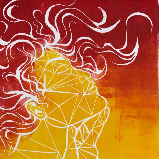 She is the Sun