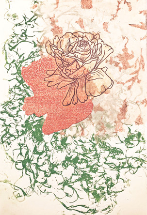 In the Garden Print #22