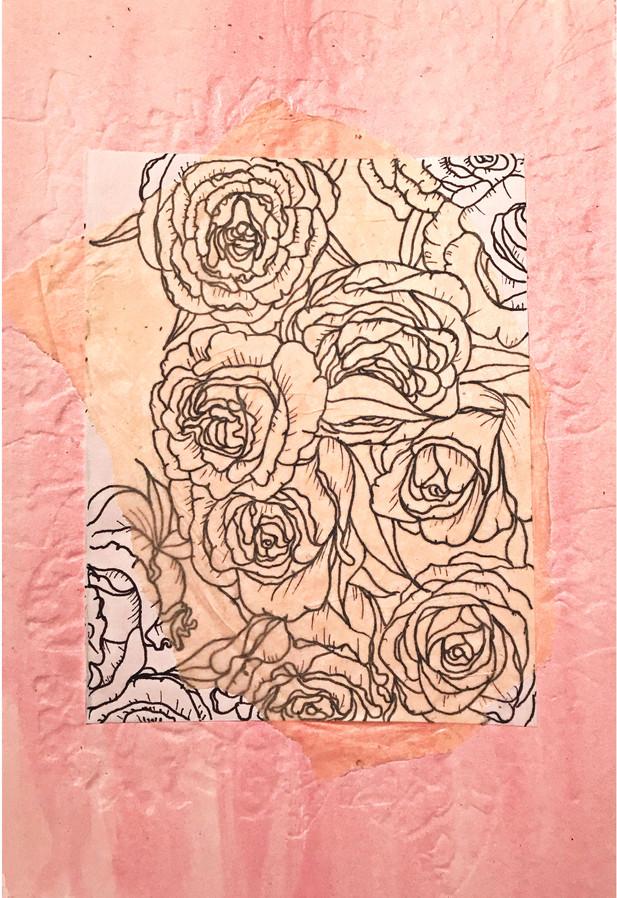 In the Garden Print #6