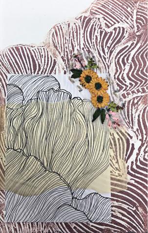 In the Garden Print #16