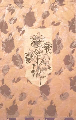 In the Garden Print #17