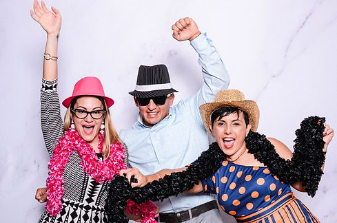 Communion Party Photo Booth
