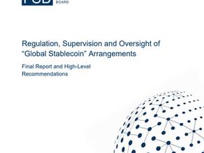 Financial Stability Board focus on CBDCs and Libra