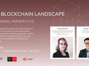 Event: The Blockchain Landscape - A National Perspective