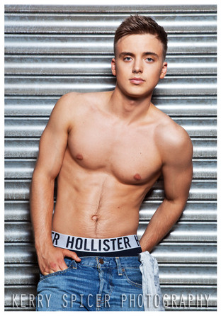 Parry Glasspool GT Magazine