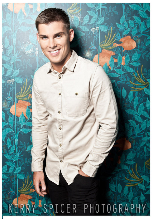 Kieron Richardson GT Magazine