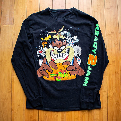 Space Jam Toon Squad Long Sleeve Shirt (S)