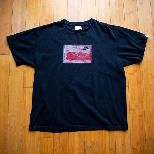 00s Nike Waffle Trainer T-Shirt (L)