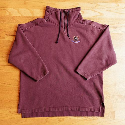 90s Columbia Quarter-Zip Sweatshirt (L)