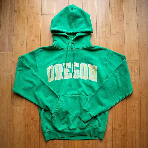 Oregon Ducks x Champion Hoodie (S)