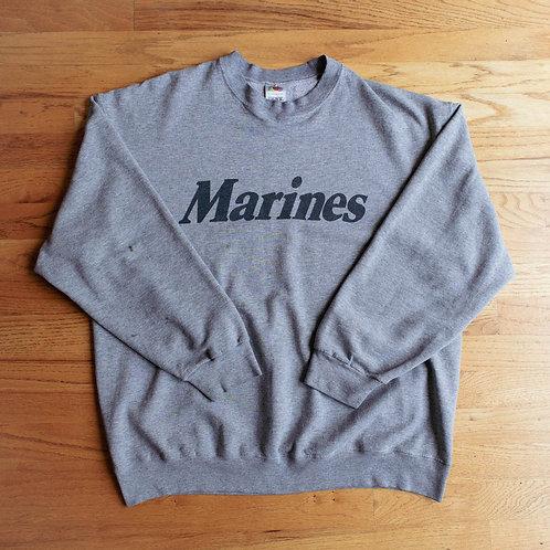 90s Marines Crewneck (XL)