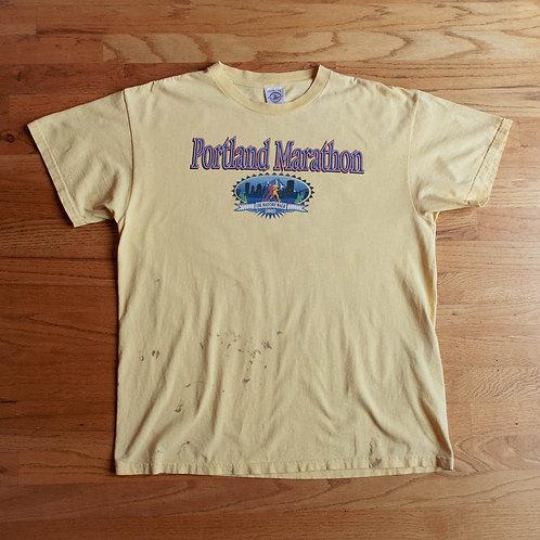 2002 Portland Marathon T-Shirt (L)
