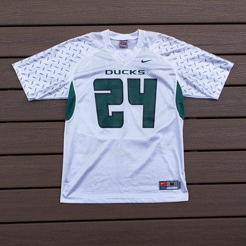 Oregon Ducks Jeremiah Johnson '06-'08 Nike Football Jersey (M)