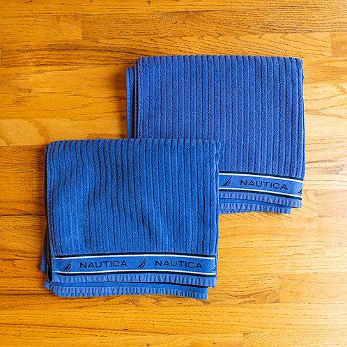 Nautica Matching Towel Set