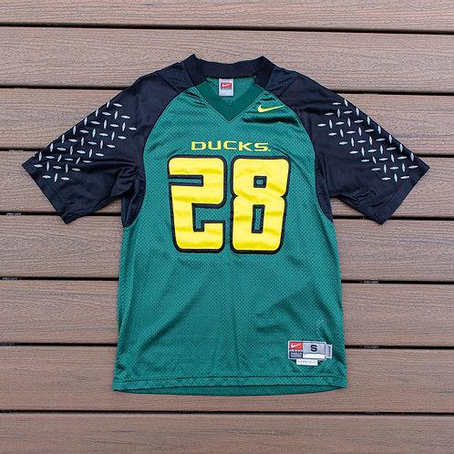 Oregon Ducks Jonathan Stewart '06-'07 Nike Football Jersey (S)