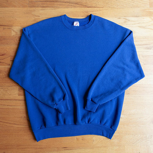 90s Jerzees by Russell Athletic Crewneck (XL)