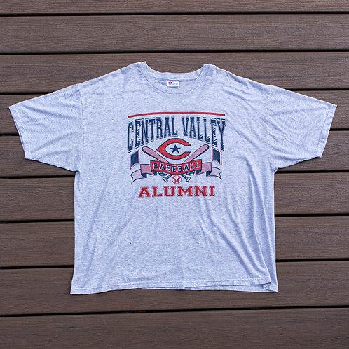 Central Valley Baseball Alumni T-Shirt (2XL)