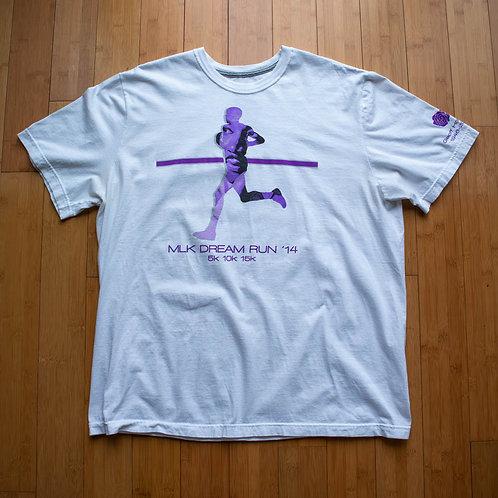 2014 Nike MLK Dream Run T-Shirt (2XL)