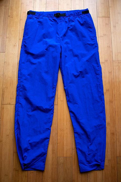 80s REI Windbreaker Trail Pants (M)