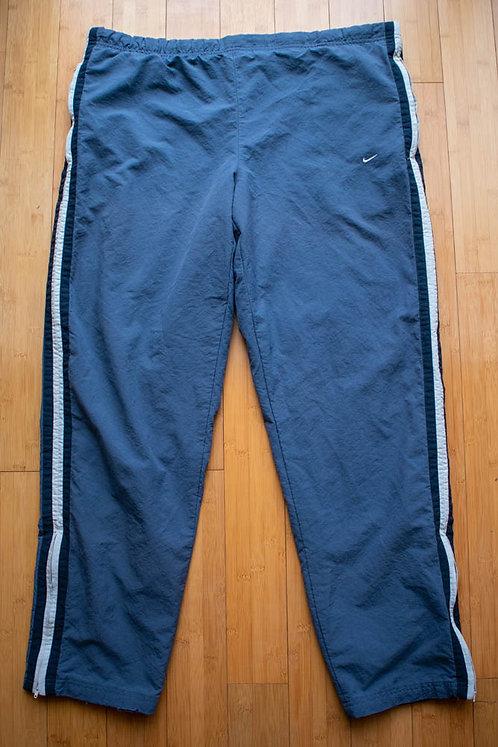 00s Nike Windbreaker Sweatpants (XL)