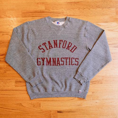 Stanford Gymnastics x Russell Athletic Crewneck (S)