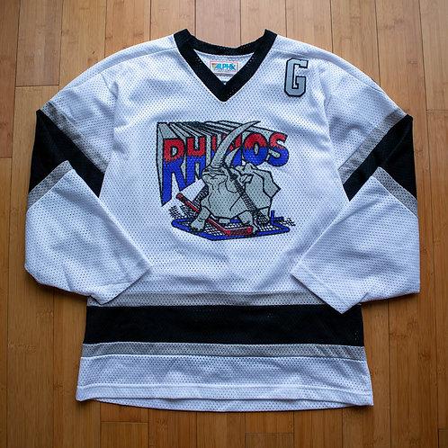 Rhinos Alpha Sportswear Hockey Jersey (S)