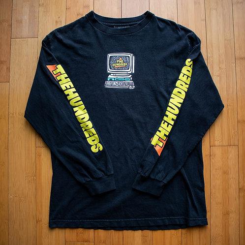The Hundreds Long Sleeve Shirt (M)