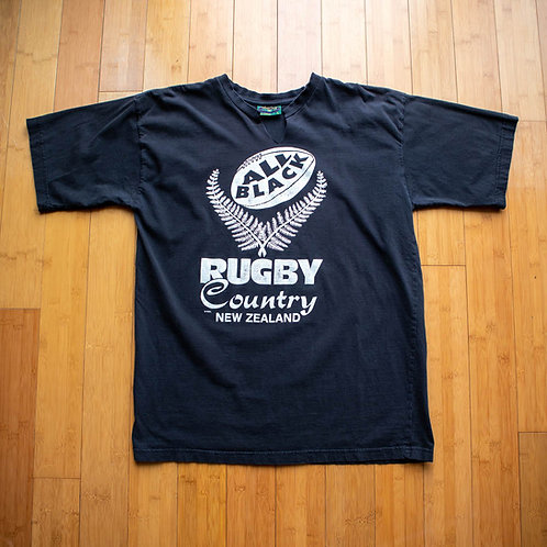 All Blacks New Zealand Rugby T-Shirt (XL)