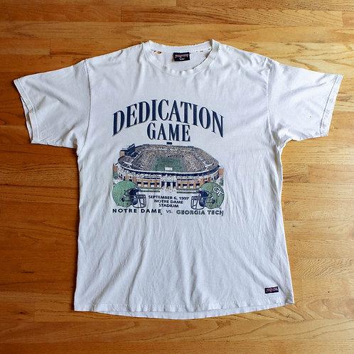 1997 Dedication Game T-Shirt (2XL)