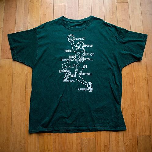 Jump Shot T-Shirt (2XL)