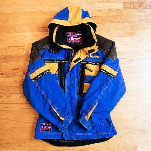 90s Ellesse Vertical Dive Winter Coat (XL)
