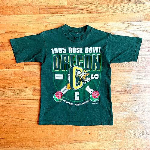 Oregon Ducks '95 Rose Bowl T-Shirt (XS)