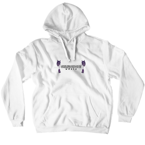 OGDM Purple Demon Logo (No-Zip/Pullover)
