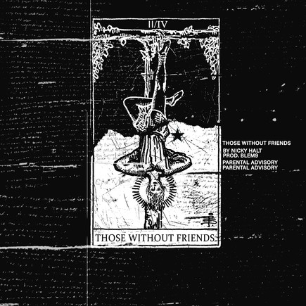 Those without friends (Front)
